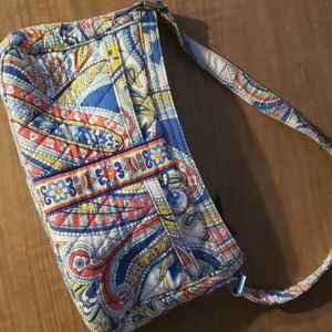 VERA BRADLEY small purse paisley design